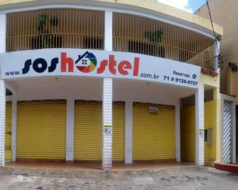 Sos Hostel - Camacari - Building