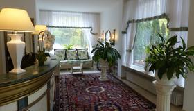 Seibel's Parkhotel - Munich - Living room