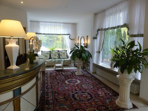 Seibel's Park Hotel - Múnich - Sala de estar