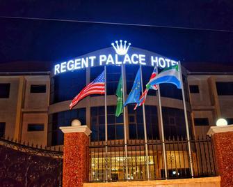 Regent Palace Hotel - Freetown - Building