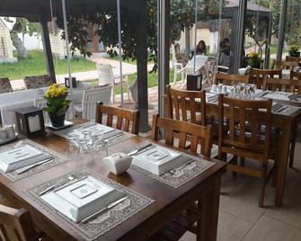 Idavilla Bungalow Hotel - Гюре - Restaurant
