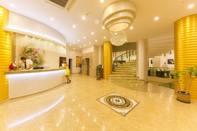 Sarp Hotels Belek - Belek - Reception
