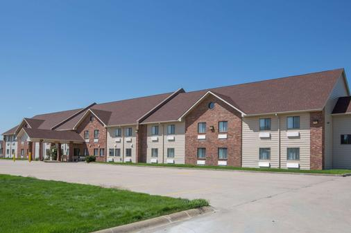 Days Inn by Wyndham Grand Island - Grand Island - Rakennus