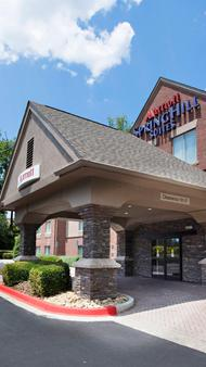 SpringHill Suites by Marriott Alpharetta - Alpharetta - Κτίριο
