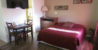 True North Motel - קולרדו ספרינגס - חדר שינה