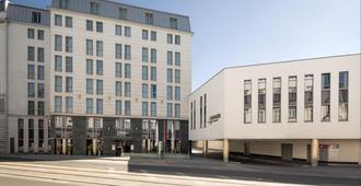 Lindner Hotel Am Belvedere - Wien - Byggnad