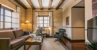 Hotel Hospes Palacio San Esteban - Salamanca - Wohnzimmer