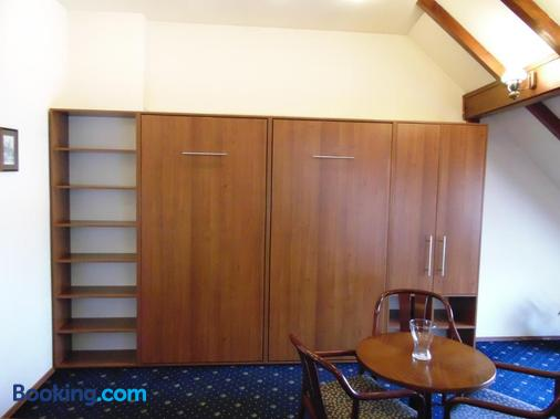 Hotel Curtea Brasoveana - Braşov - Phòng ăn