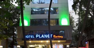 Hotel Planet Residency - Bombay - Edificio