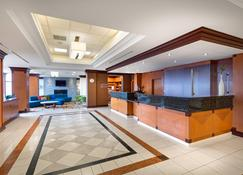 Fairfield Inn and Suites by Marriott Toronto Airport - Mississauga - Rezeption