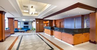 Fairfield Inn and Suites by Marriott Toronto Airport - Mississauga - Resepsjon