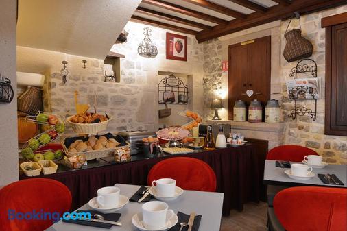 Hotel Reine Mathilde - Bayeux - Buffet