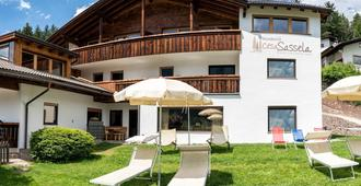 Residence Cesa Sassela - Ortisei - Building