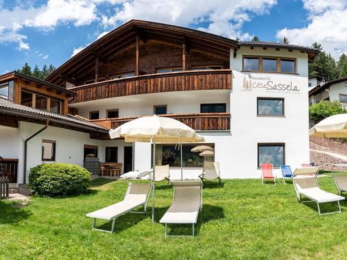 Residence Cesa Sassela - Ortisei - Toà nhà