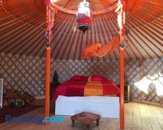 Yurta Naranja - Finestrat - Schlafzimmer