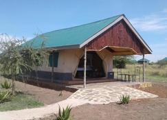 Zebra Kemang'ore Bush Tented Lodge - Serengeti - Bâtiment