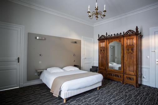 Best Western Continental - Pau - Schlafzimmer
