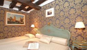 Ca' Della Loggia - Venice - Bedroom