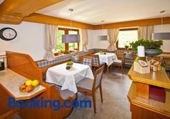 Villa Michaela - Gerlos - Restaurant