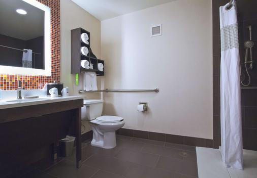 Hampton Inn & Suites Columbus-Downtown, OH - Columbus - Kylpyhuone