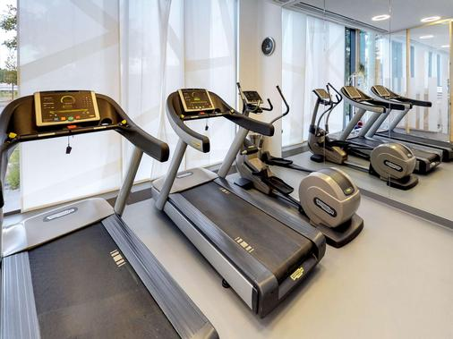 Novotel Suites Luxembourg - Luxembourg - Gym