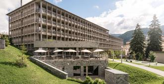 Ameron Davos Swiss Mountain Resort - Νταβός - Κτίριο