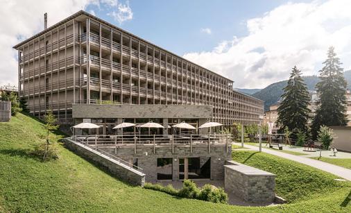 達沃斯阿美隆瑞士山中酒店 - 達弗斯 - 達沃斯 - 建築
