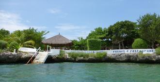 Talima Beach Villas and Dive Resort - Lapu-Lapu City - Näkymät ulkona