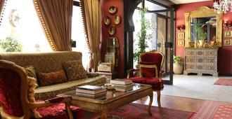 Gondola Hotel and Suites - Ammán - Sala de estar