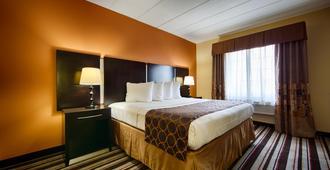 梅森華美達高級酒店 - 梅遜 - 梅森 - 臥室