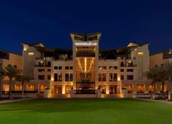 The Westin Abu Dhabi Golf Resort & Spa - Abu Dabi - Edificio