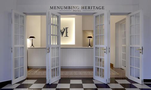 Menumbing Heritage Hotel - Pangkalpinang