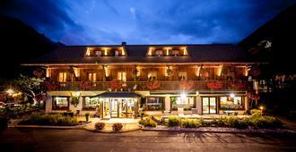 莊園酒店 - 夏蒙尼-勃朗峰 - 建築
