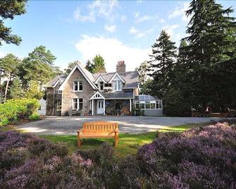 Glendavan House - Aboyne - Gebouw