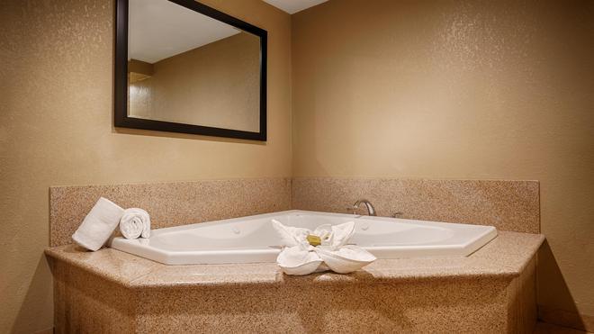 貝斯特韋斯特懷恩鄉村酒店 - 聖塔羅沙 - 聖羅莎 - 浴室