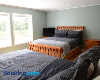 Pacific Rim Guest Lodge - Adult Only, Pet-Free - Ucluelet - Κρεβατοκάμαρα