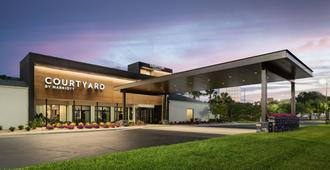 Courtyard by Marriott Tampa Westshore/Airport - Tampa - Bygning