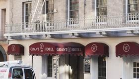 Grant Hotel - San Francisco - Bâtiment