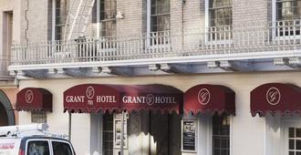 Grant Hotel - סן פרנסיסקו - בניין