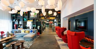 CitizenM Paris Gare de Lyon - Paris - Lobby