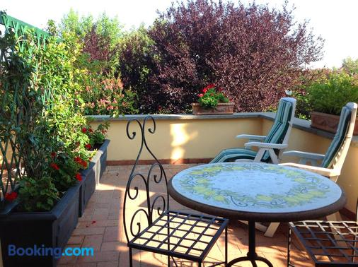 B&B Ellera Viterbo - Viterbo - Balcony