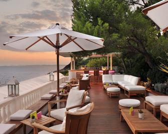 Grand-Hôtel Du Cap-Ferrat, A Four Seasons Hotel - Сен-Жан-Кап-Ферра - Bar