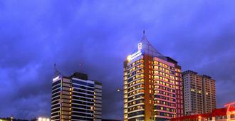 Grand Borneo Hotel - Kota Kinabalu - Bygning