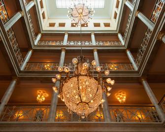 Grand Hotel Les Trois Rois - Basel - Lobby