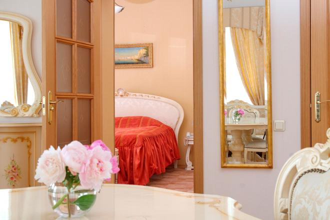Aristocrat Boutique Hotel - San Petersburgo - Sala de estar