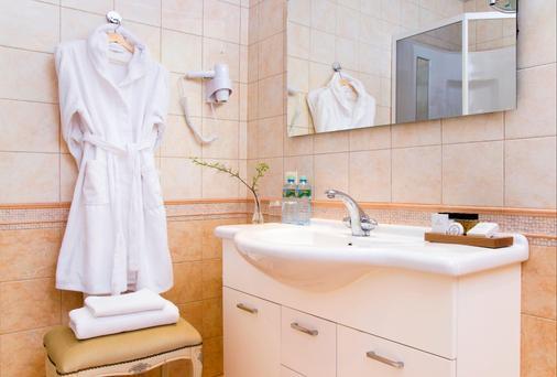 Aristocrat Boutique Hotel - Saint-Pétersbourg - Salle de bain
