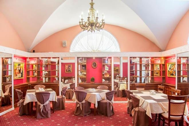 Aristocrat Boutique Hotel - San Petersburgo - Restaurante