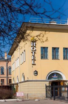 Aristocrat Boutique Hotel - Saint Petersburg - Building