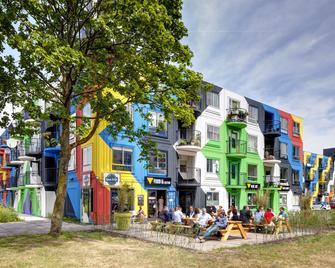 Bnb Zoh - Amsterdam - Building