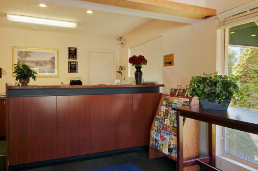 塞勒姆騎士酒店 - 賽倫 - 塞勒姆 - 櫃檯
